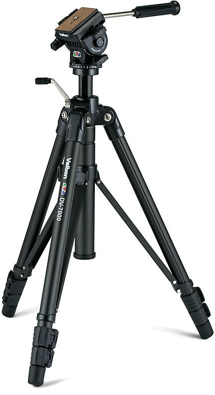 Velbon DV-7000 Video Tripod