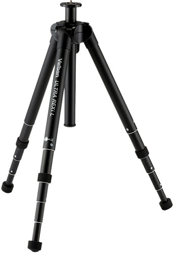 Velbon Ultra Rexi L Tripod With PHD-54Q 3 Way Pan Head