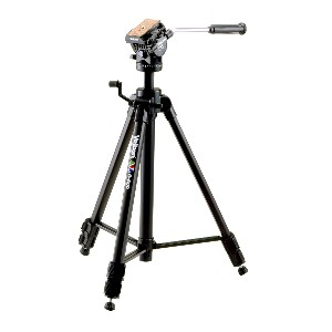 Velbon C-400 C400 VIDEO TRIPOD + CASE