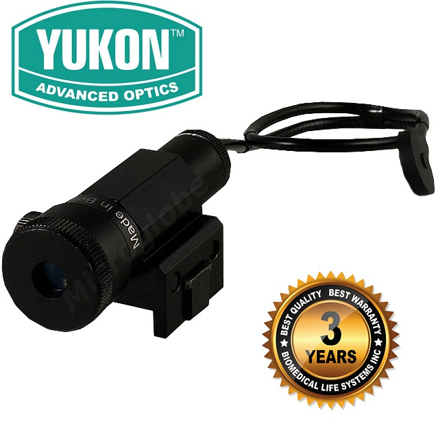Yukon-1 Laser Pointer With Weaver Mount