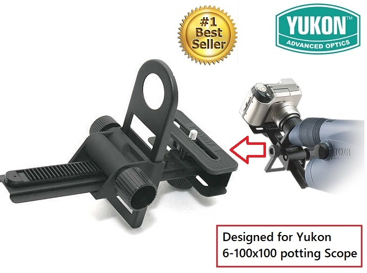 Yukon Digital Adapter For 6-100x100 Spotting Scope