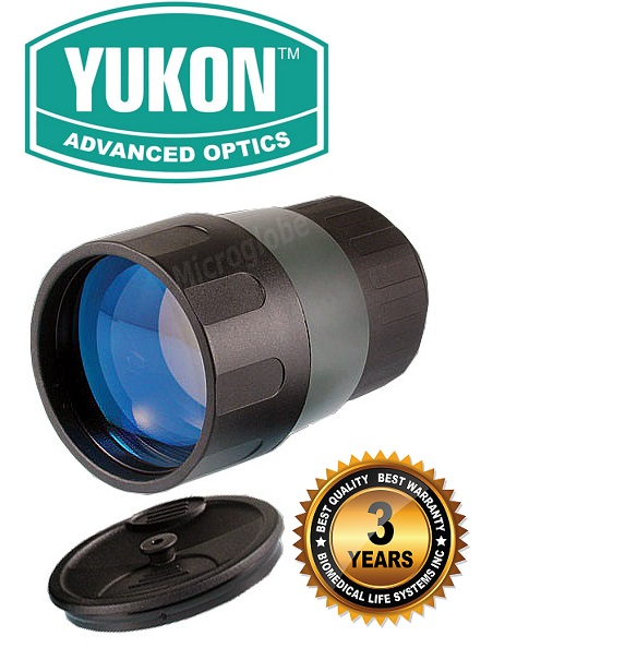Yukon NVMT 4x50 Objective Lens For Spartan Series Monoculars